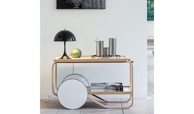 Louis Poulsen - Lampe de table Panthella Mini Version 2 - orange - 3