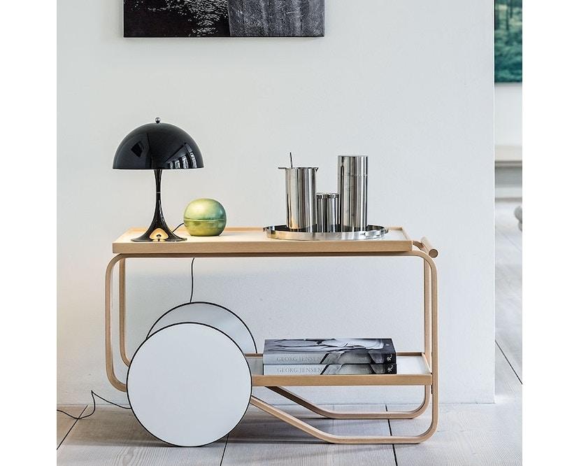 Louis Poulsen - Lampe de table Panthella Mini Version 2 - blanc - 5