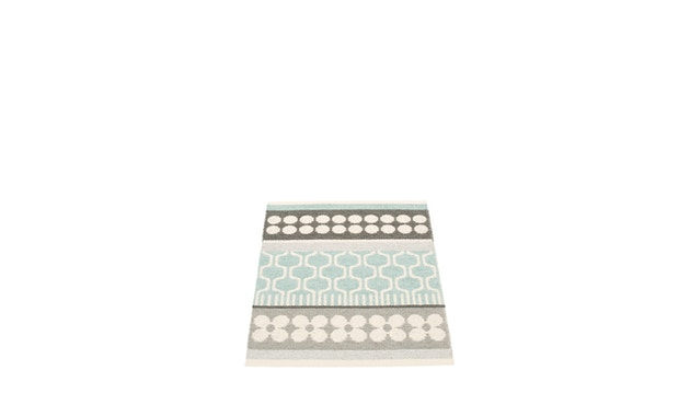 Pappelina - Asta vloerkleed - 70 x 90 cm - lichtturquoise - 1
