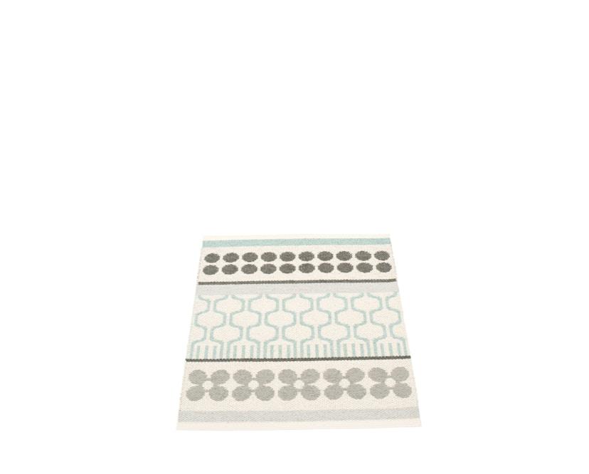 Pappelina - Asta vloerkleed - 70 x 90 cm - lichtturquoise - 2