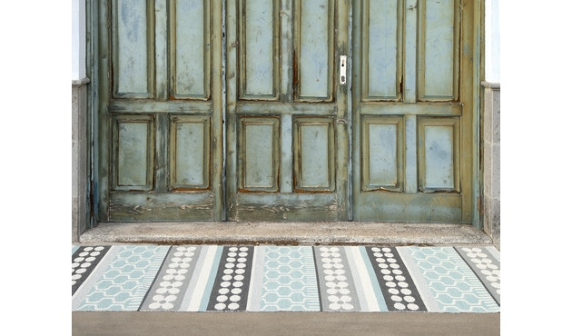 Pappelina - Asta vloerkleed - 70 x 90 cm - lichtturquoise - 3