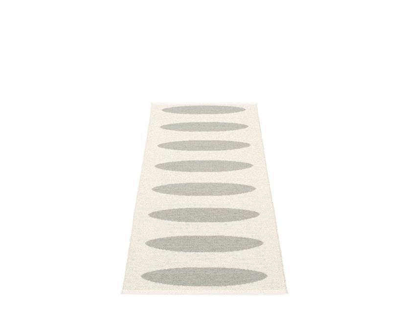 Pappelina - Ella Teppich - warm grey - 70 x 150 cm - 2