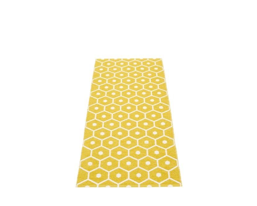 Pappelina - Honey Teppich - senfgelb - 70 x 60 cm - 1