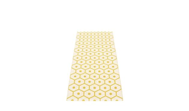 Pappelina - Honey Teppich - senfgelb - 70 x 60 cm - 2