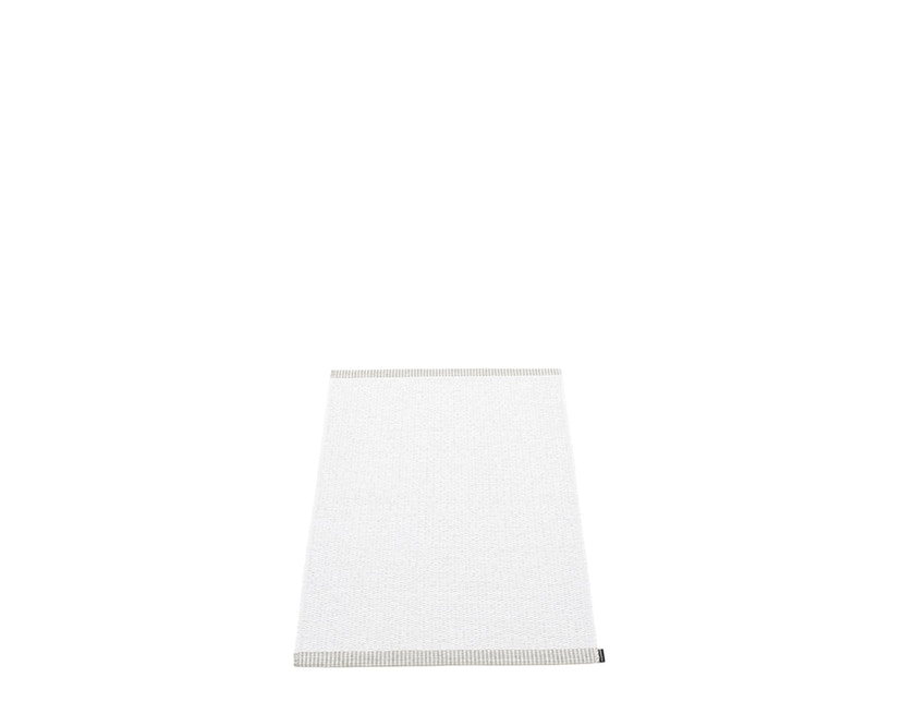 Pappelina - Mono Teppich White - 60 x 85 cm - 2