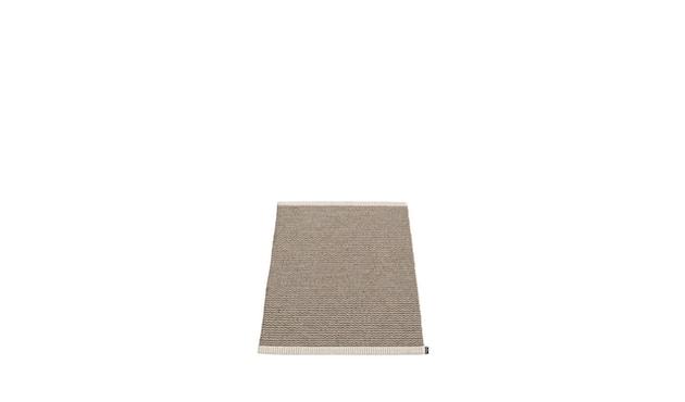 Pappelina - Mono vloerkleed - modder - 60 x 85 cm - 1