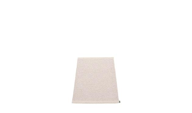 Pappelina - Mono Teppich- Pale Rose/ Ballet- 60 x 85 cm - 1