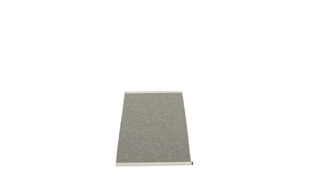Pappelina - Mono Teppich- Charcoal/ Warm Grey- 60 x 85 cm - 1