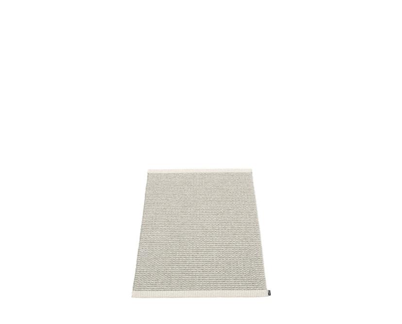 Pappelina - Mono Teppich- Fossil Grey/ W. Grey- 60 x 85 cm - 1