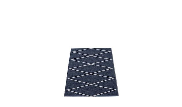 Pappelina - Max Teppich- Darkblue/ V - 70 x 100 cm  - 1