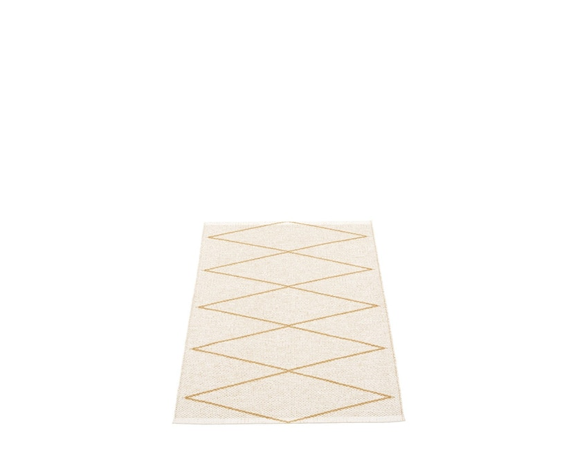 Pappelina - Max Teppich-Ochre/ V- 70 x 100 cm  - 2