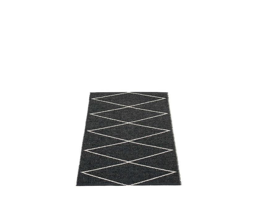 Pappelina - Max vloerkleed - zwart - 70 x 100 cm - 1