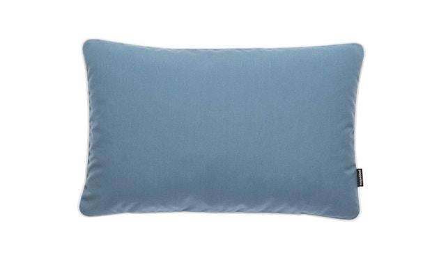 Pappelina - Sunny Outdoor Kissen - blauw - 38 x 58 cm - 1