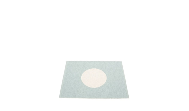 Pappelina - Vera small one Teppich- Pale Turq./ V - 70 x 90 cm  - 1