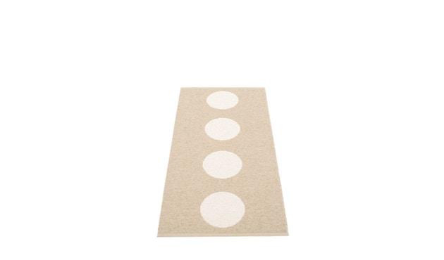 Pappelina - Vera vloerkleed - 70 x 150 cm - beige - 1