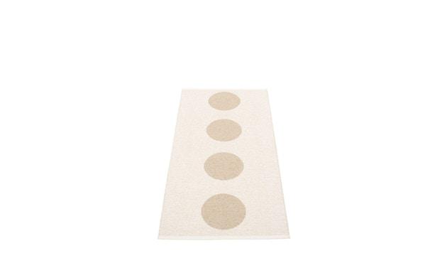Pappelina - Vera vloerkleed - 70 x 150 cm - beige - 2