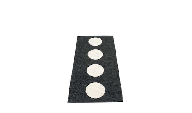 Pappelina - Vera Teppich- Black/ V - 70 x 150 cm - 1