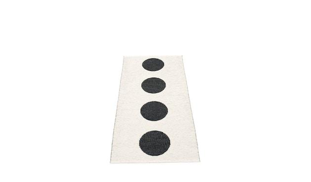 Pappelina - Vera Teppich- Black/ V - 70 x 150 cm - 2