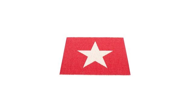 Pappelina - Viggo One vloerkleed - 70 x 50 cm - rood - 1