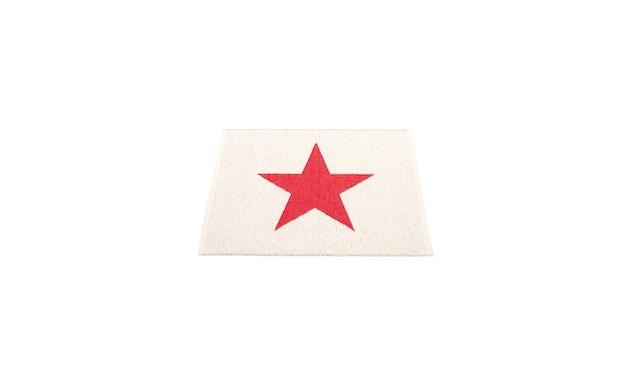 Pappelina - Viggo One vloerkleed - 70 x 50 cm - rood - 2