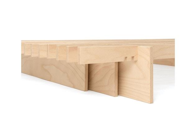 Tojo - Parallel Bett  - 180 cm - 2