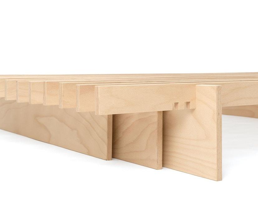 Tojo - Parallel Bett  - 120 cm - 2