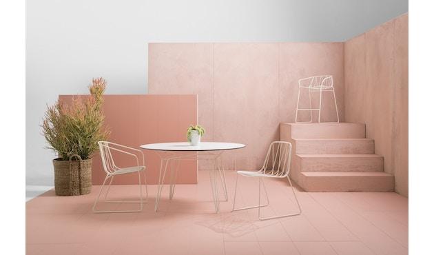 SP01 - Parisi Marmor Tisch - White Carrara Marble - 3