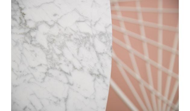 SP01 - Parisi Marmor Tisch - White Carrara Marble - 2