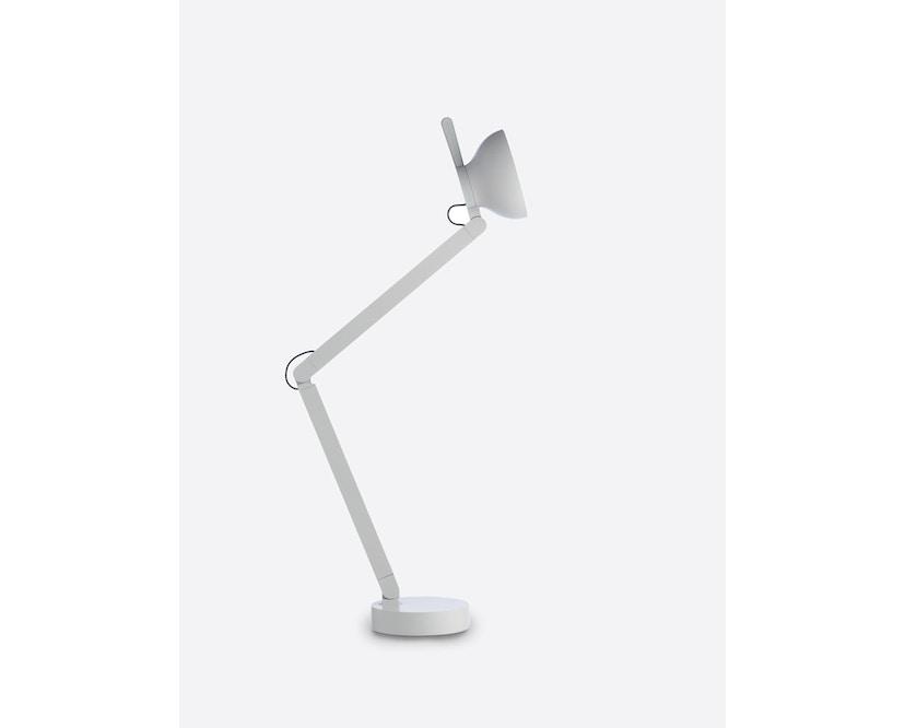 HAY - PC Tischleuchte - Light Grey RAL 7035 - 14