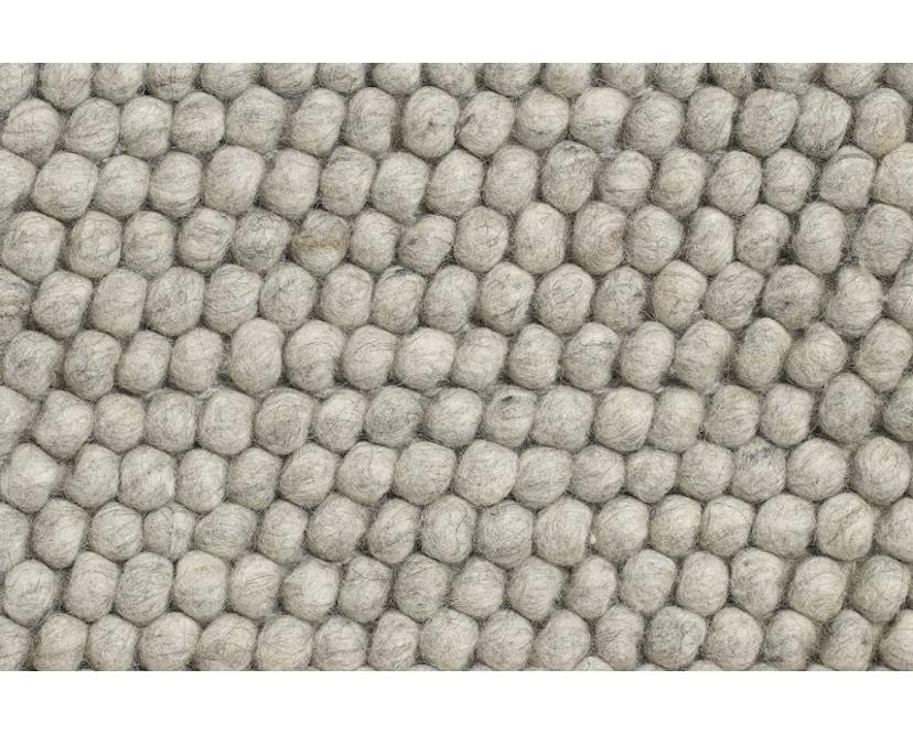 HAY - Peas Teppich - 80 x 140 cm - soft grey - 2