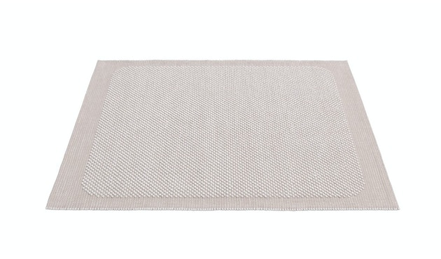 Muuto - Pebble Rug Teppich - 170 x 240 - Pale Rose - 1