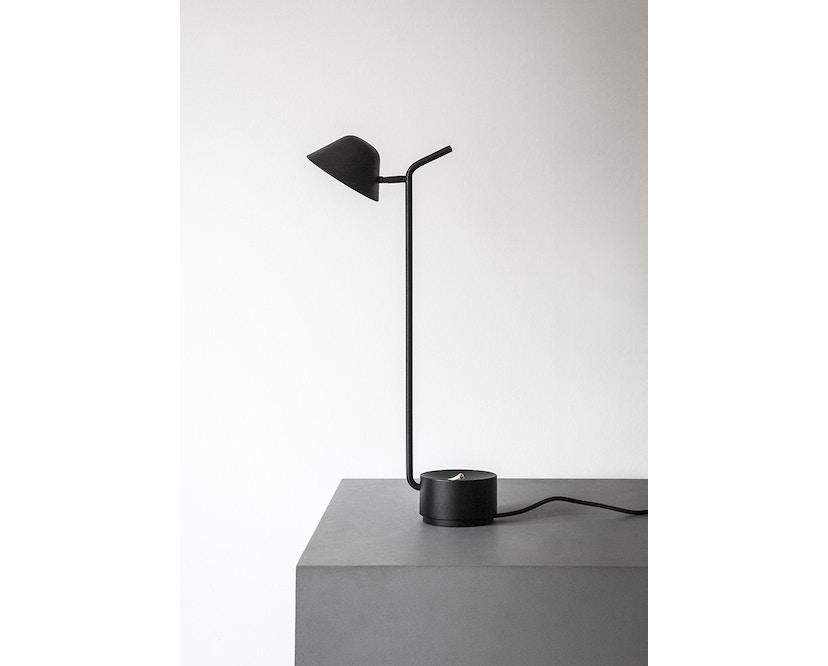 Menu - Peek tafellamp - zwart - 6