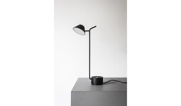 Menu - Peek tafellamp - zwart - 7