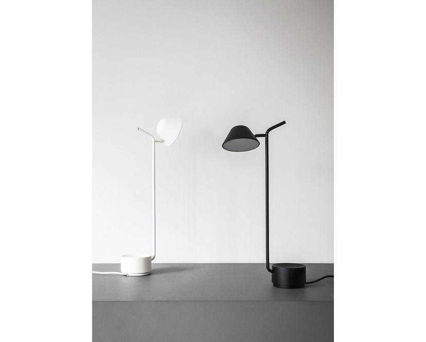 Menu - Peek tafellamp - zwart - 9