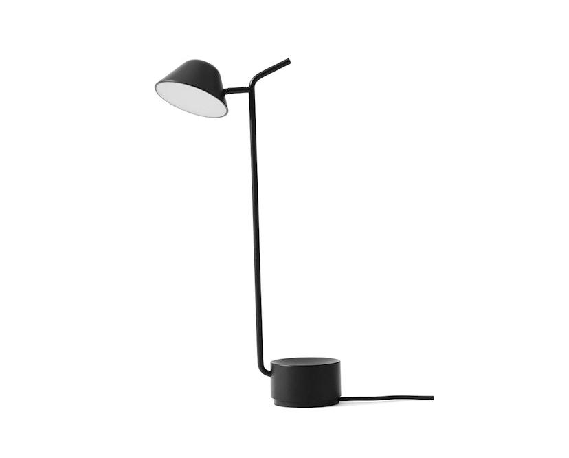 Menu - Peek tafellamp - zwart - 1
