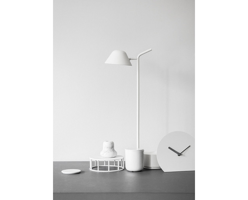 Menu - Peek Tischleuchte - weiß - 10