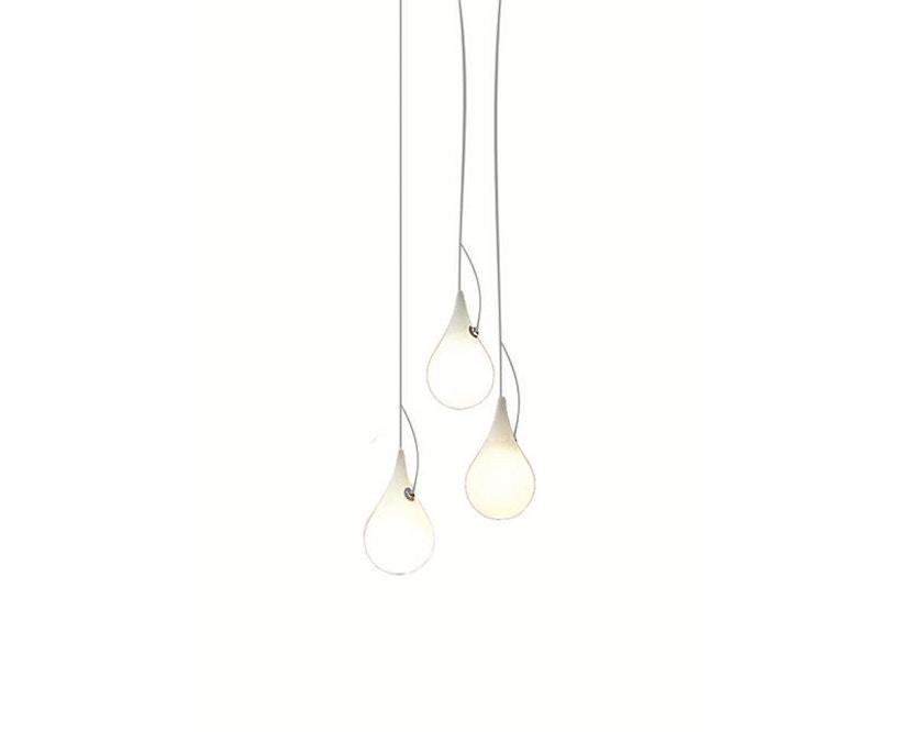 Next - Liquid Light Drop LED kroonluchter xs drie lampen - 1