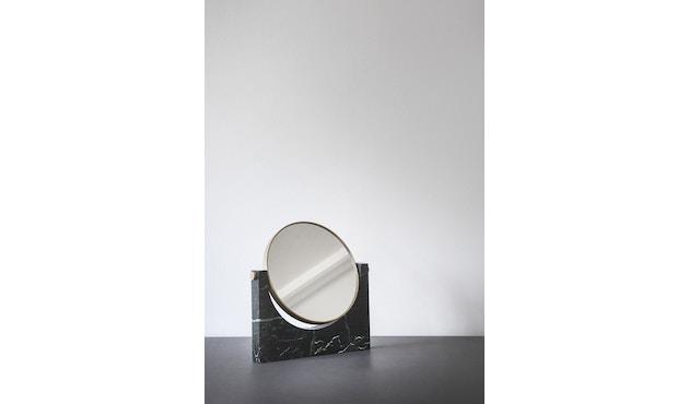 Menu - Pepe Marble make-upspiegel - zwart - 5