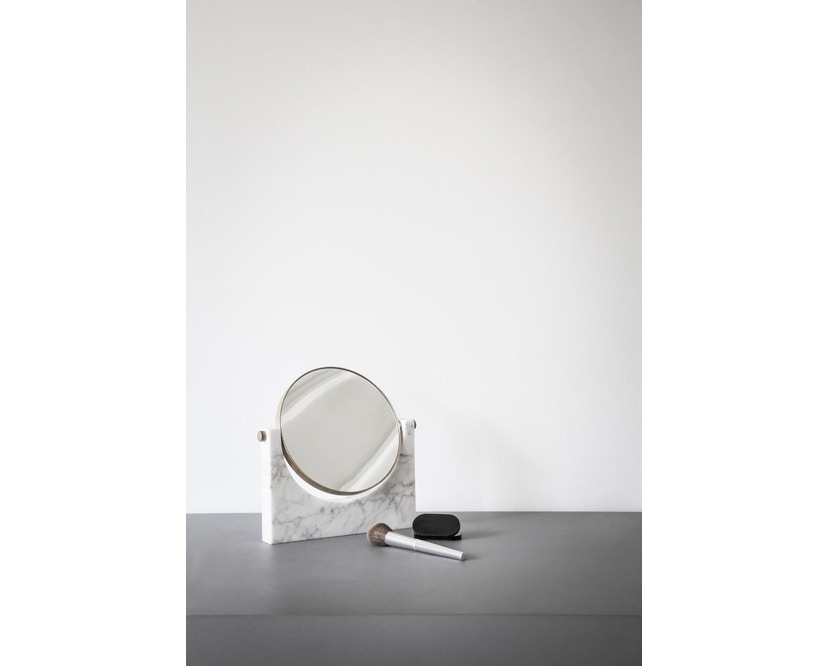 Menu - Pepe Marble make-upspiegel - zwart - 8