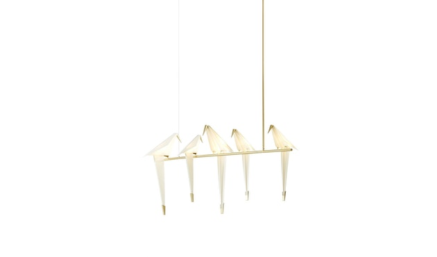 Moooi - Perch LED Hängeleuchte - 11