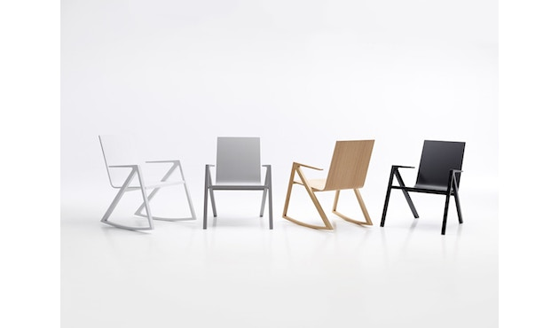 PER/USE - Félix relax chair - diepzwart - 5