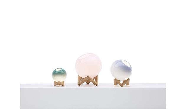 PER/USE - MCE lamp - eik - glas groen - S - 5