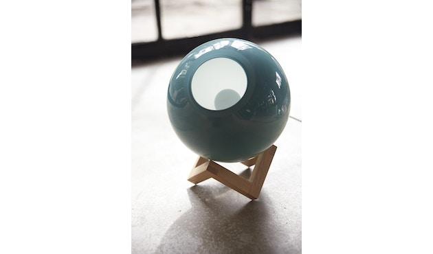 PER/USE - MCE lamp - eik - glas groen - S - 4