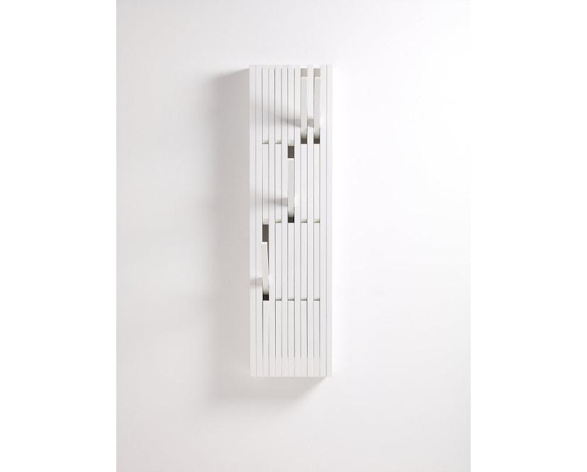 PER/USE - Garderobe Piano - klein - buche weiß - 1
