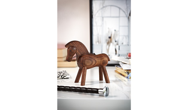 Kay Bojesen - Paard - Notenhout - 4