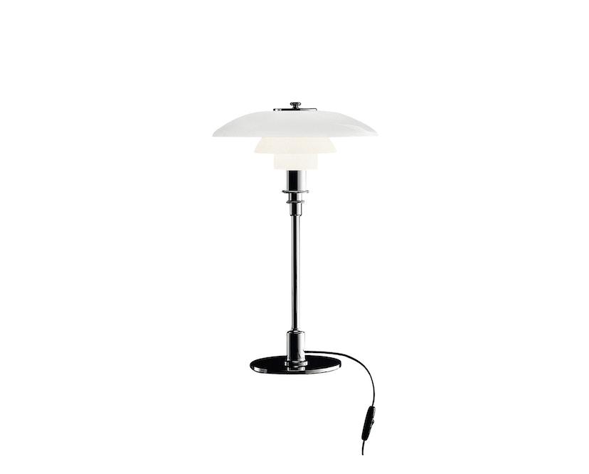 Louis Poulsen - PH 3/2 tafellamp - hoogglansverchroomd - 1