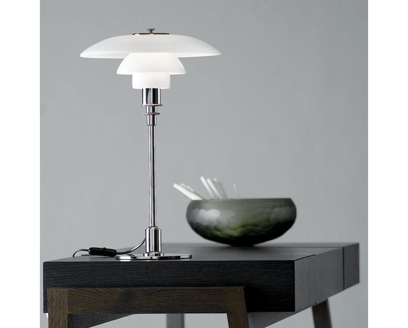 Louis Poulsen - PH 3/2 Tischleuchte - schwarz metallisiert - 3