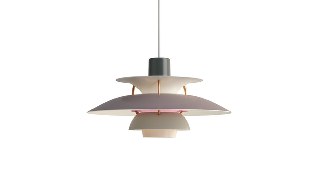 Louis Poulsen - Suspension PH 5 mini - gris - 2