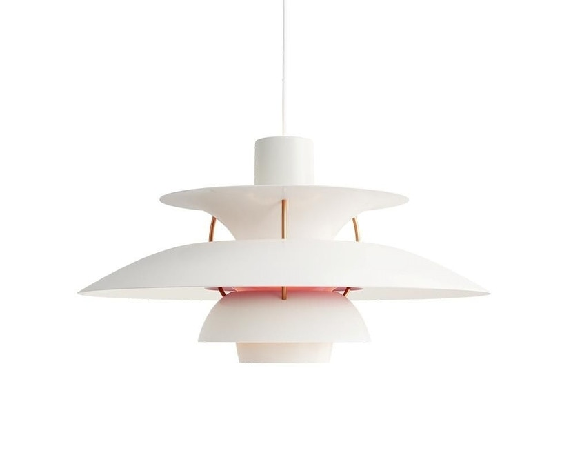 Louis Poulsen - Suspension PH 5  - blanc moderne - 1