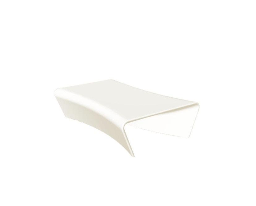 Driade - Piaffe Outdoor Beistelltisch  - weiß - 2
